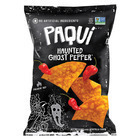 Paqui Tortilla Chip - Haunted Ghost Pepper - Case of 12 - 5.5 oz.