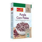 Peace Cereals Purple Corn Flakes - Case of 6 - 11 oz.