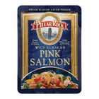 Pillar Rock Pink Salmon - Skin and Boneless - Case of 12 - 7.1 oz.