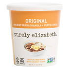 Purely Elizabeth Organic Ancient Grain Granola and Puffs Cereal - Original - Case of 12 - 1.1 oz.
