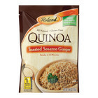 Roland Quinoa - Toasted Sesame Ginger - Case of 12 - 5.46 oz.