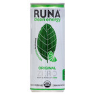 Runa Clean Energy Drink - Original - Case of 24 - 8.4 Fl oz.