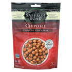 Saffron Road Crunchy Chickpeas - Chipotle - Case of 12 - 6 oz.