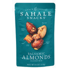 Sahale Snacks Glazed Mix - Balsamic Almonds - Case of 6 - 4 oz.