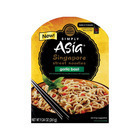 Simply Asia Singapore Street Garlic Basil Noodle Bowl - Case of 6 - 9.24 oz.
