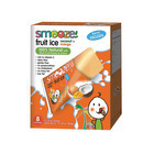 Smooz.e All Natural Fruit Ice - Mango Coconut - Case of 12 - 17.6 Fl oz.