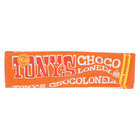 Tony's Chocolonely Bar - Milk Chocolate Caramel Sea Salt - Case of 35 - 1.7 oz.