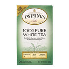 Twining's Tea Origins Fujian Chinese - Pure White - Case of 6 - 20 Bags