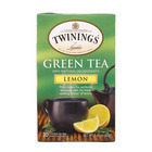 Twining's Tea Green Tea - Lemon - Case of 6 - 20 Bags