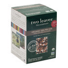 Two Leaves and A Bud Green Tea - Organic Gen Mai Cha - Case of 6 - 15 Bags