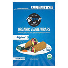 Warp Organic Veggie Flatbread - Original - Case of 8 - 5.3 oz.