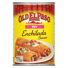 El Paso Enchilada Sauce - Hot Red - Case of 12 - 10 oz.