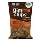 Gimme Organic Chips - Teriyaki - Case of 12 - 4 oz.