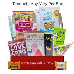 February INDULGE Gluten-Free Box