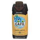 Coco Café Cafe Latte Coconut Water - Original - Case of 12 - 330 ml