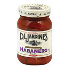Jardines Habanero Salsa - Xxx Hot - Case of 6 - 16 oz.