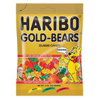 Haribo Gold - Bears - Lemon - Case of 12 - 5 oz.