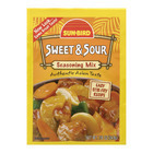 Sunbird Seasoning Mix - Sweet and Sour - Case of 24 - 0.88 oz.