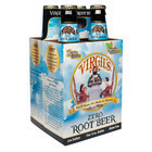 Virgil's Rootbeer Zero Soda - Root Beer - Case of 6 - 12 Fl oz.