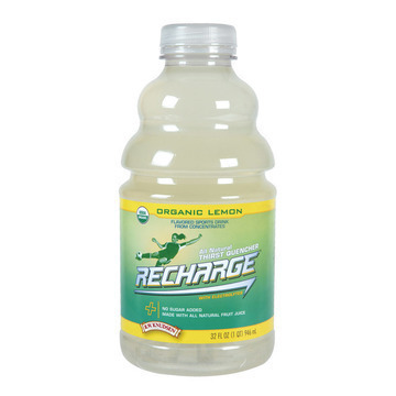 R.W. Knudsen - Juice - Orange Recharge - Case of 12 - 32 Fl oz.