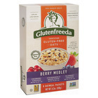 Gluten Freeda Instant Oatmeal Cup - Brown Sugar and Flax - Case of 8 - 11.2 oz.