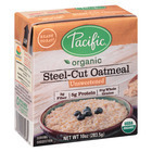 Pacific Natural Foods Steel-Cut Oatmeal - Unsweetened - Case of 12 - 10 oz.