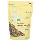 Go Raw - Organic Sprouted Seeds - Super Simple - Case of 6 - 16 oz.