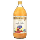 Spectrum Naturals Organic Unfiltered Apple Cider Vinegar - Case of 12 - 32 Fl oz.