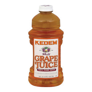 Kedem Grape Juice - Case of 8 - 64 Fl oz.