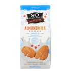 So Delicious Dairy Free Almond Milk - Vanilla - Case of 6 - 32 oz