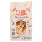 Xochitl Corn Chips - White Corn - Case of 10 - 12 oz.