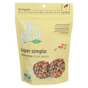 Go Raw Sprouted Granola - Super Simple - Case of 12 - 3 oz.