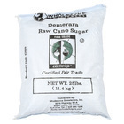 Wholesome Sweeteners Turbinado Sugar - Raw Cane Sugar - Case of 25 lbs
