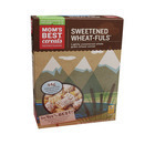 Mom's Best Naturals Wheat-Fuls - Sweetened - Case of 12 - 24 oz.