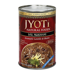 Jyoti Cuisine India Dal Makhani - Case of 12 - 15 oz.