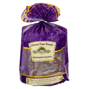 The Essential Baking Company Cinnamon - Raisin Bread - Cinnamon - Raisin - Case of 6 - 14 oz.