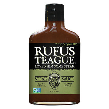 Rufus Teague Sauce - Steak and Dippin - Case of 6 - 7 oz.