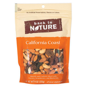 Back To Nature California Coast - Case of 9 - 9 oz.