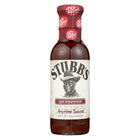 Stubb's Anytime Sauce - Sweet Black Pepper? - Case of 6 - 12 oz.