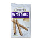 Chocolate Wafer Rolls