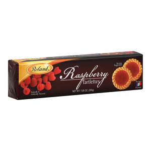 Roland Tartlettes - Raspberry - Case of 20 - 7.05 oz.