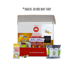 July PLAY Tasting Box