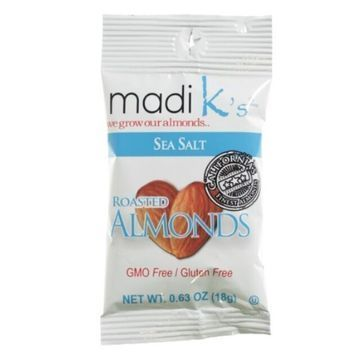 Sea Salt Roasted Almonds