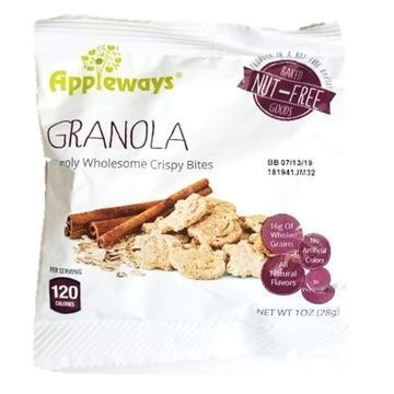 Granola Simply Wholesome Crispy Bites