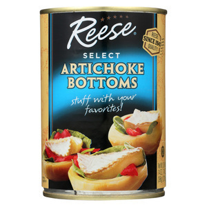 Reese Artichoke Bottoms - Case of 12 - 14 oz.