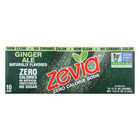 Zevia Zero Calorie Soda - Ginger Ale - Case of 2 - 12 Fl oz.
