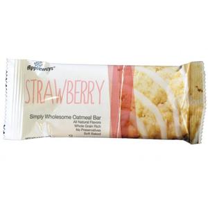 Strawberry Simply Wholesome Soft Oatmeal Bar