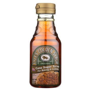 Lyle's Golden Syrup - Original - Case of 12 - 11 Fl oz.