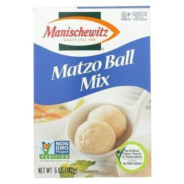 Manischewitz - Matzo Ball Mix - Case of 24 - 5 oz.