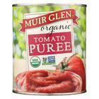 Muir Glen Muir Tomato Puree - Tomato - Case of 12 - 28 oz.